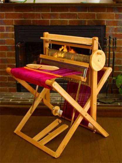 SAORI WX60 Loom -all wood foldable